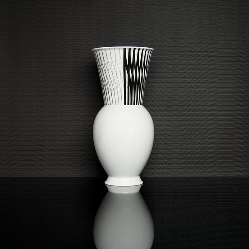 Vase Halle 3, Bauhaus Dekor