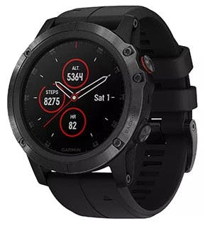 Garmin Fenix 5 Plus GPS Uhr