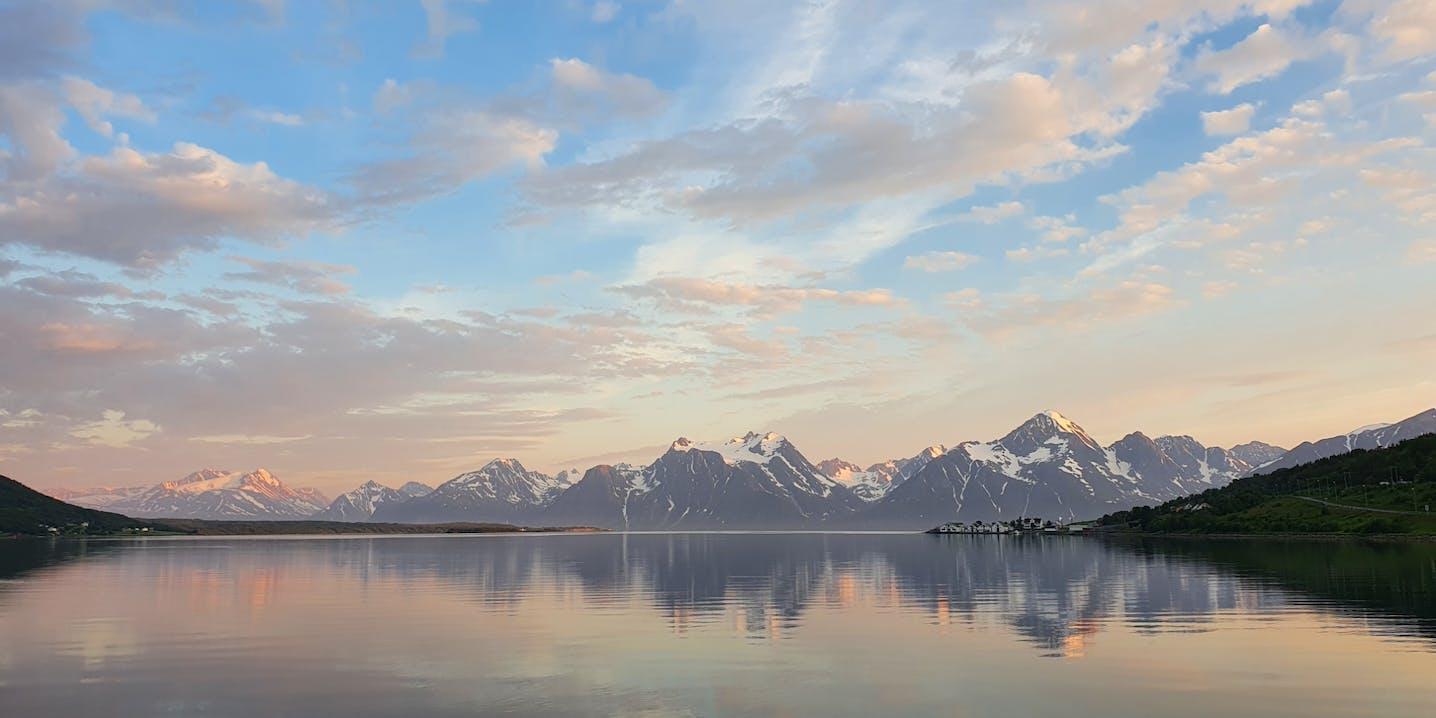 Forschung zu Mikroplastik in der Arktis.