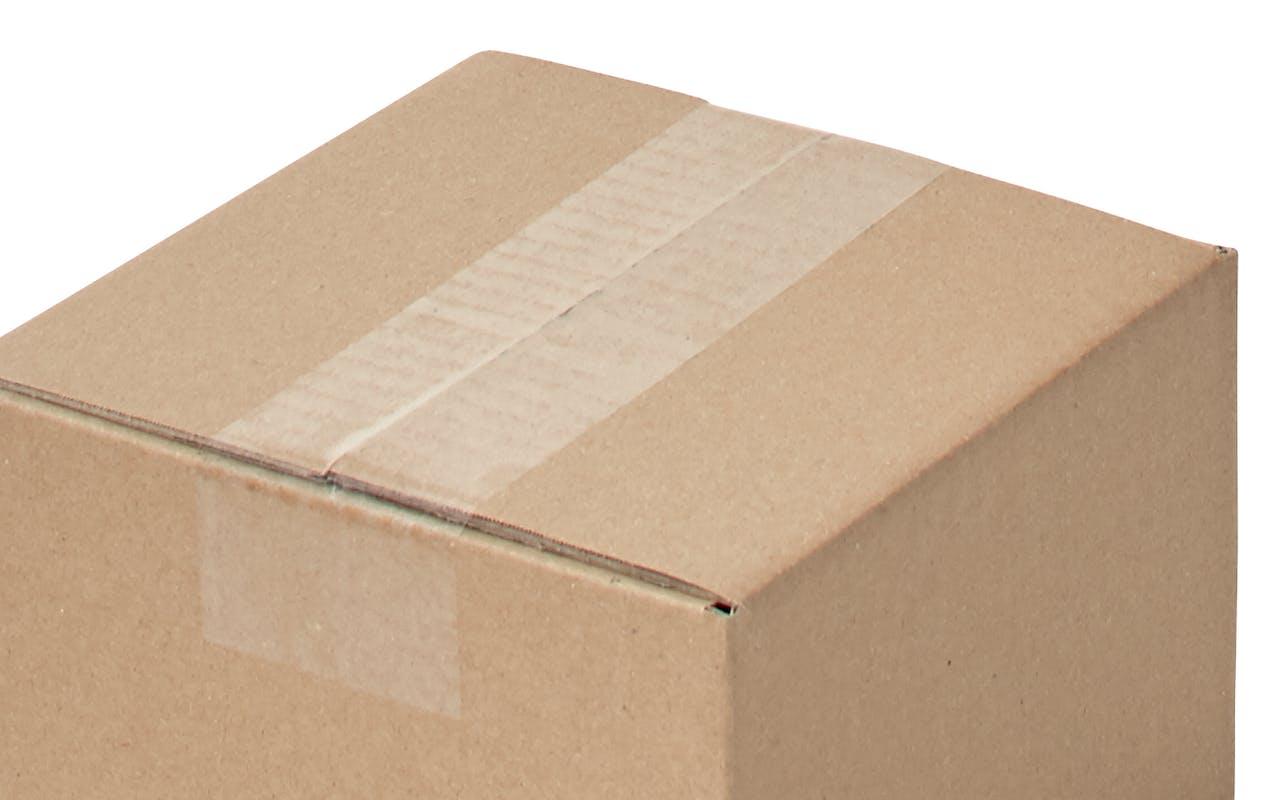 Karton mit Packband