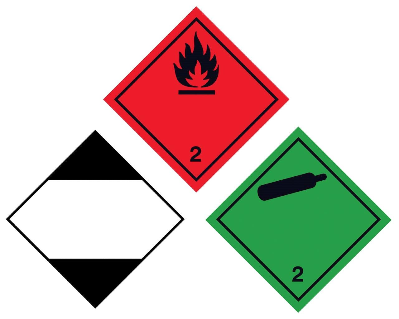 Gefahrgutkennzeichnen