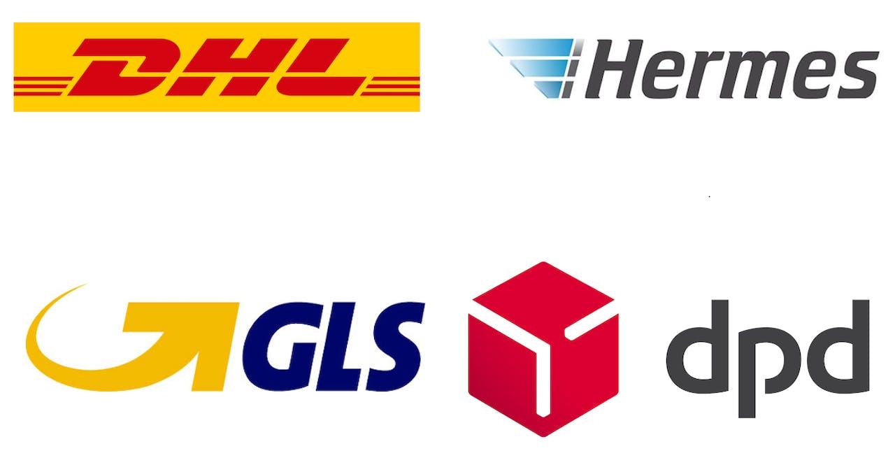 Logos Paketdienstleister