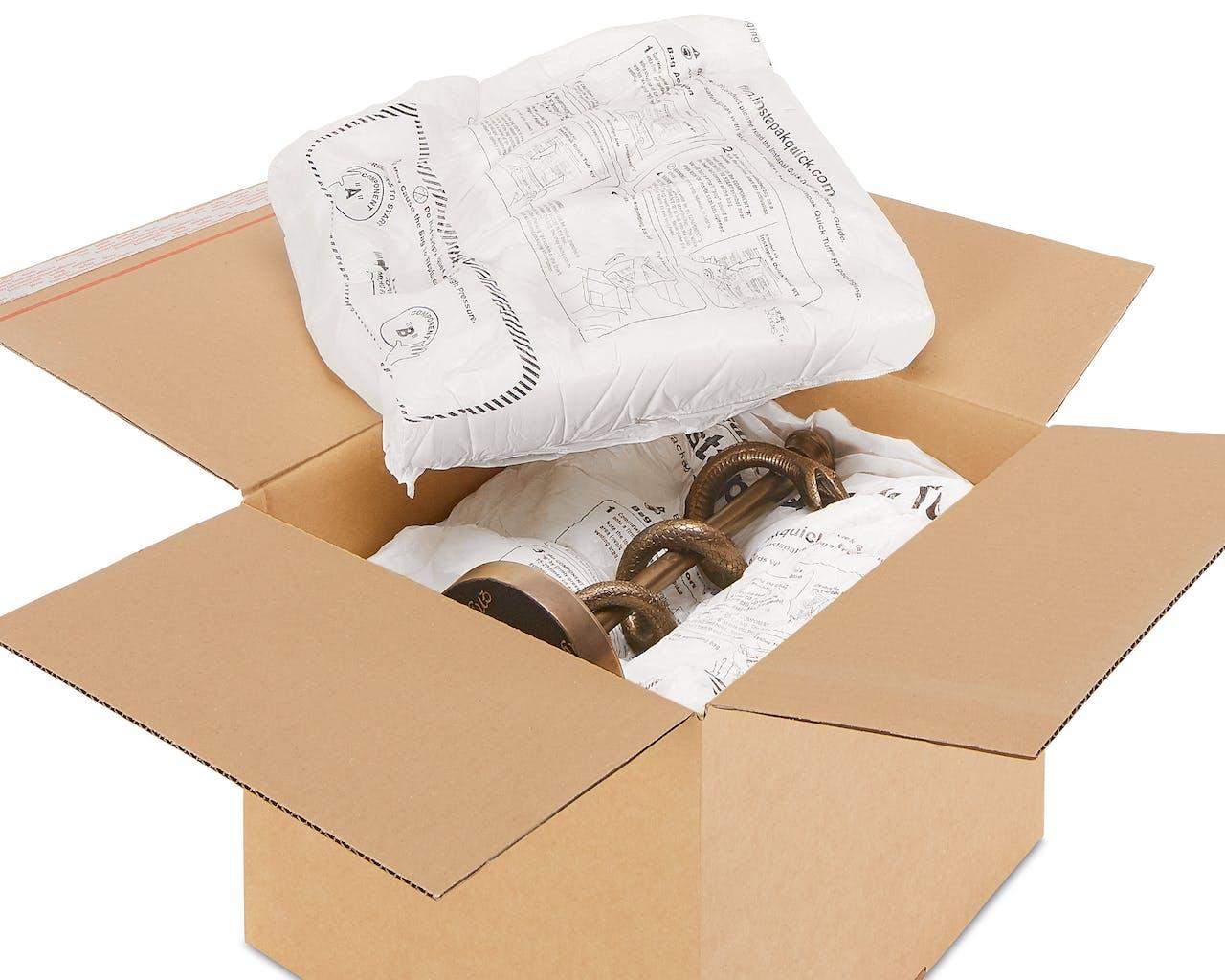 Schaumverpackung in Karton