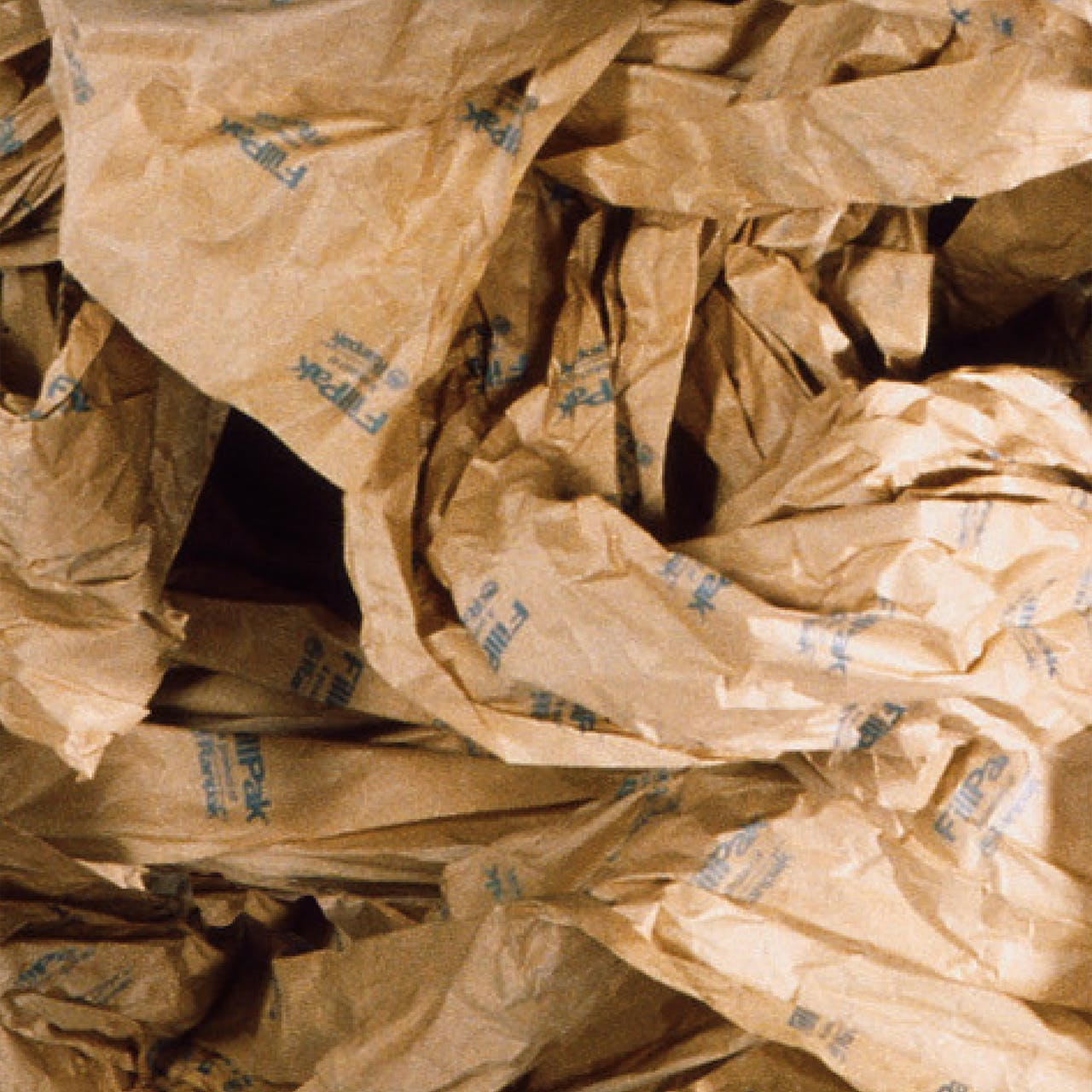 Papier Füllmaterial