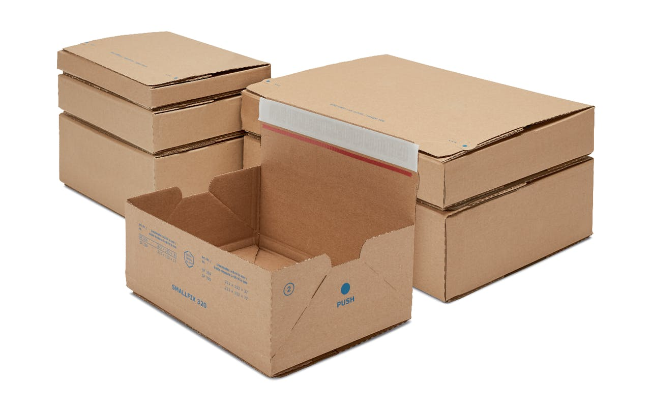 versandverpackung smallfix