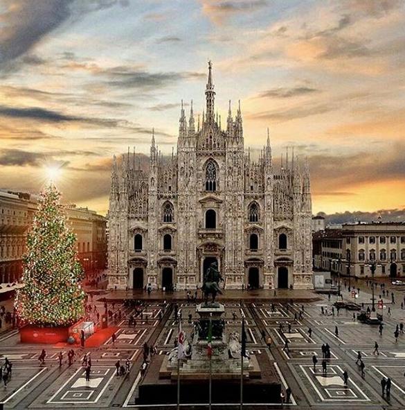 Instagram @milanocityitalia