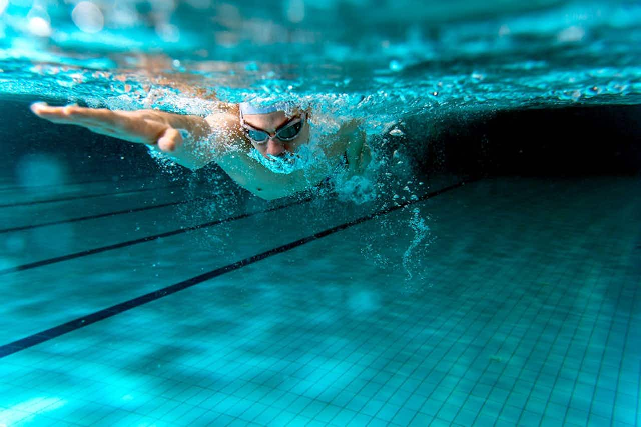 Richtiges Atmen ist wichtig beim Schwimmen