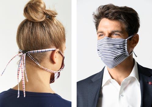 Walbusch Mund- und Nasenmaske