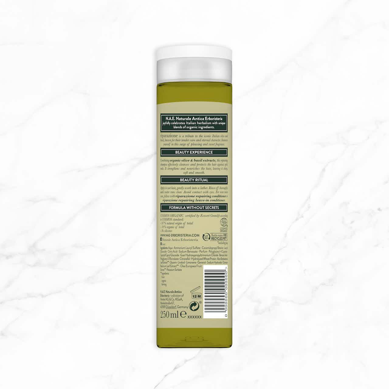 Korjaava shampoo