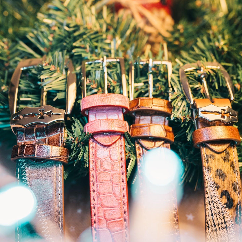 Lederwaren Geschenk Weihnachten Melvin & Hamilton