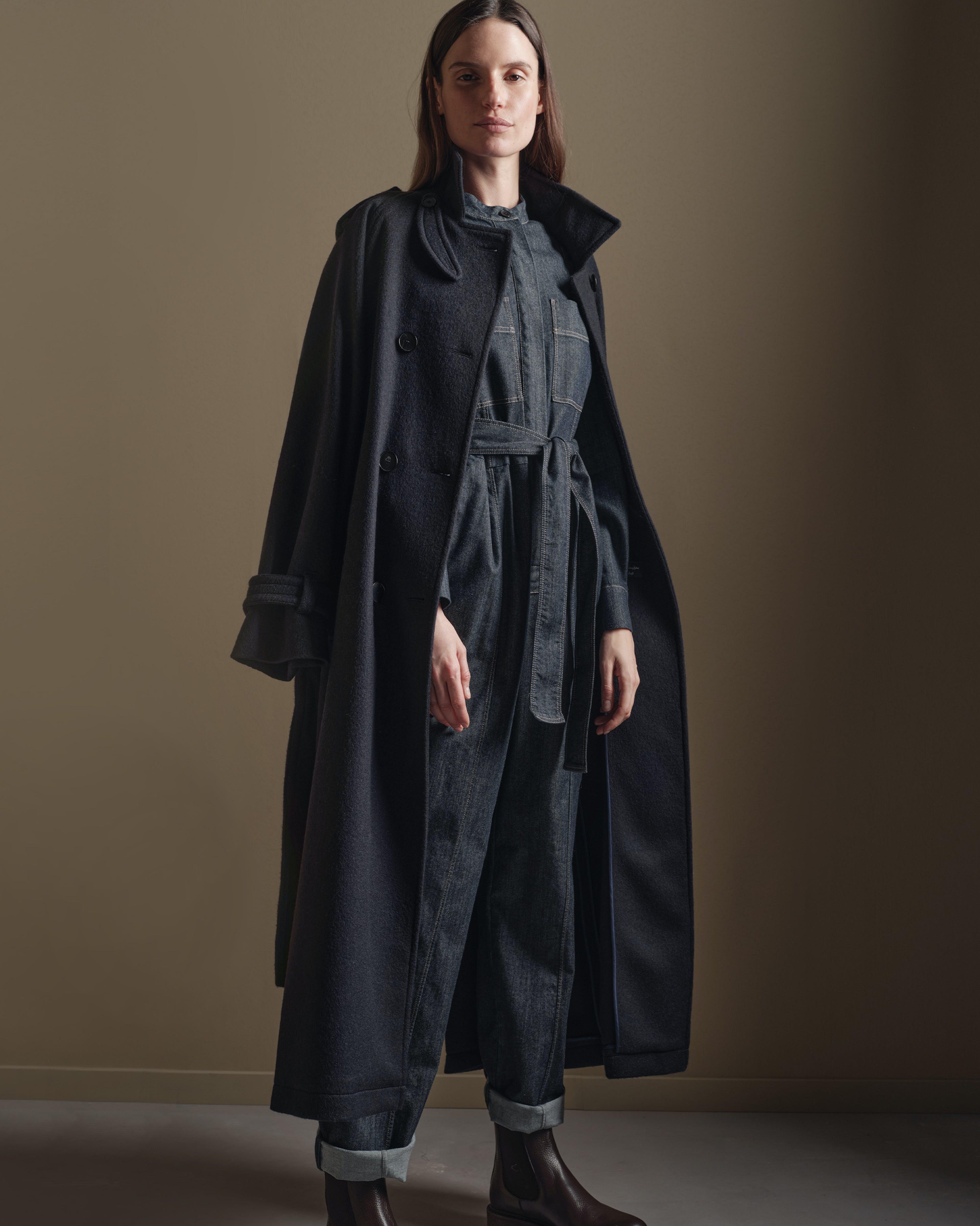 Damen Denim Outfit