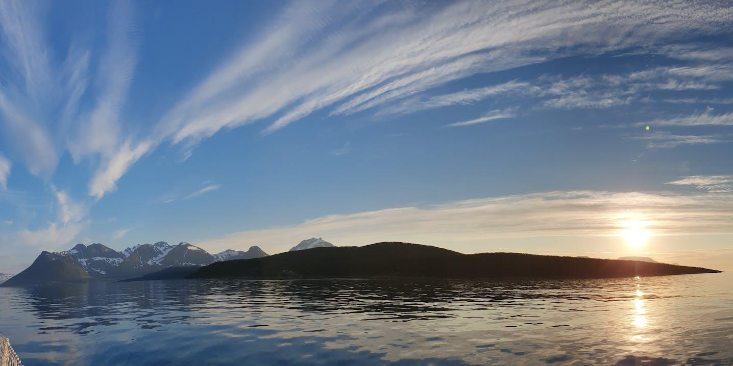 Reisetagebuch Arctic Research Expedition 2021