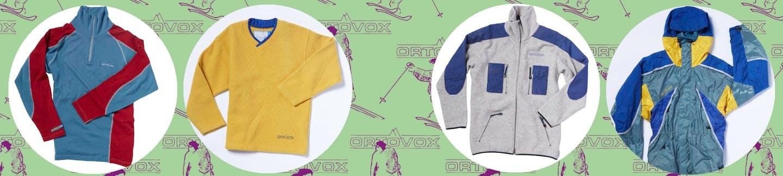 Abbigliamento Ortovox