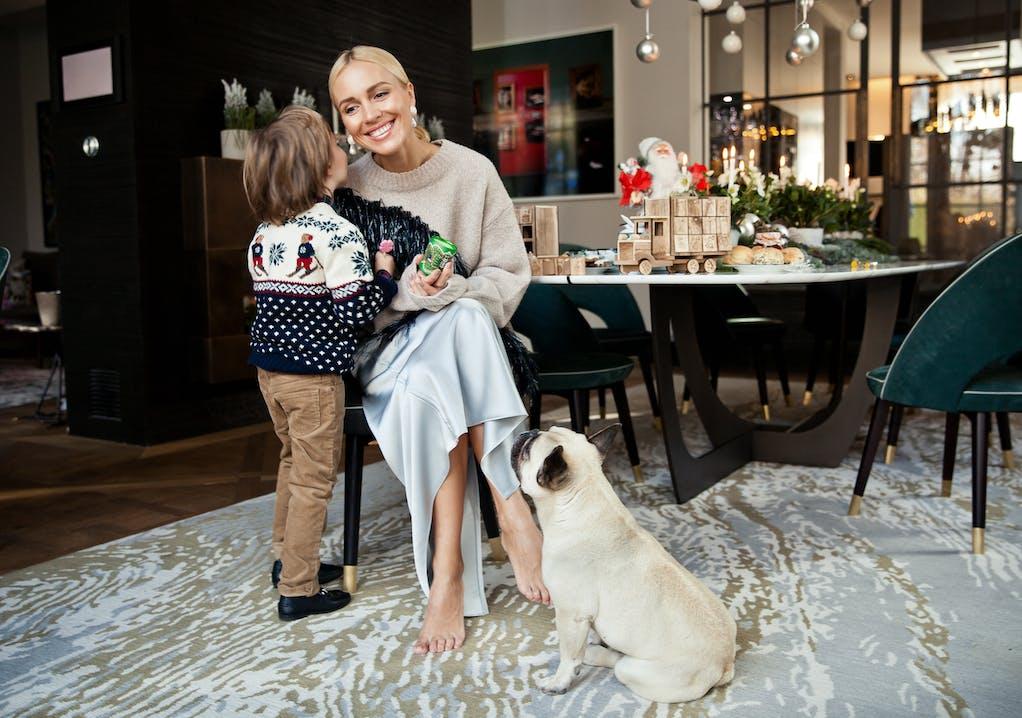 Vikyandthekid, Christmas 2018, Lodenfrey, Munich, Gift Guide 2018