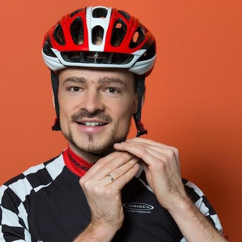 Fabian hat positive Erfahrungen mit Magnesium beim Radfahren gemacht.