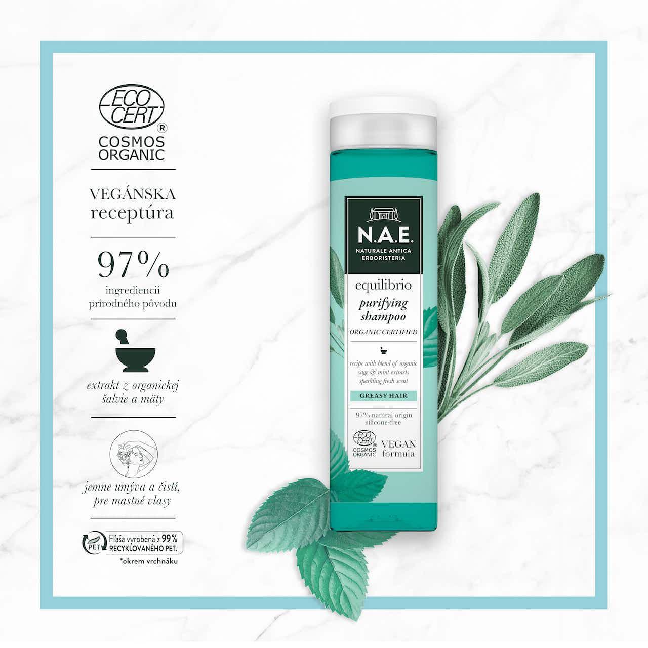Equilibrio šampón