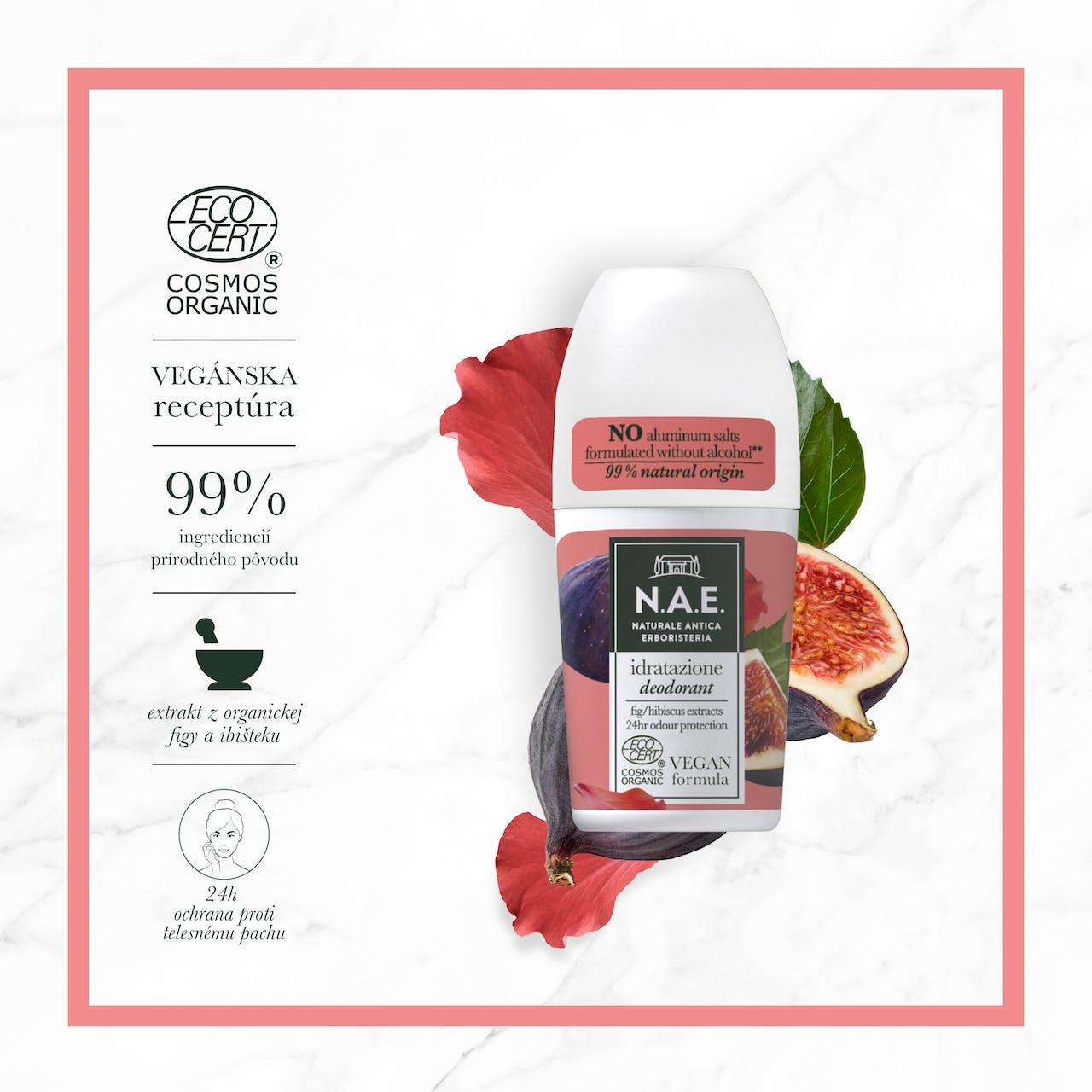 Idratazione hydratačný dezodorant