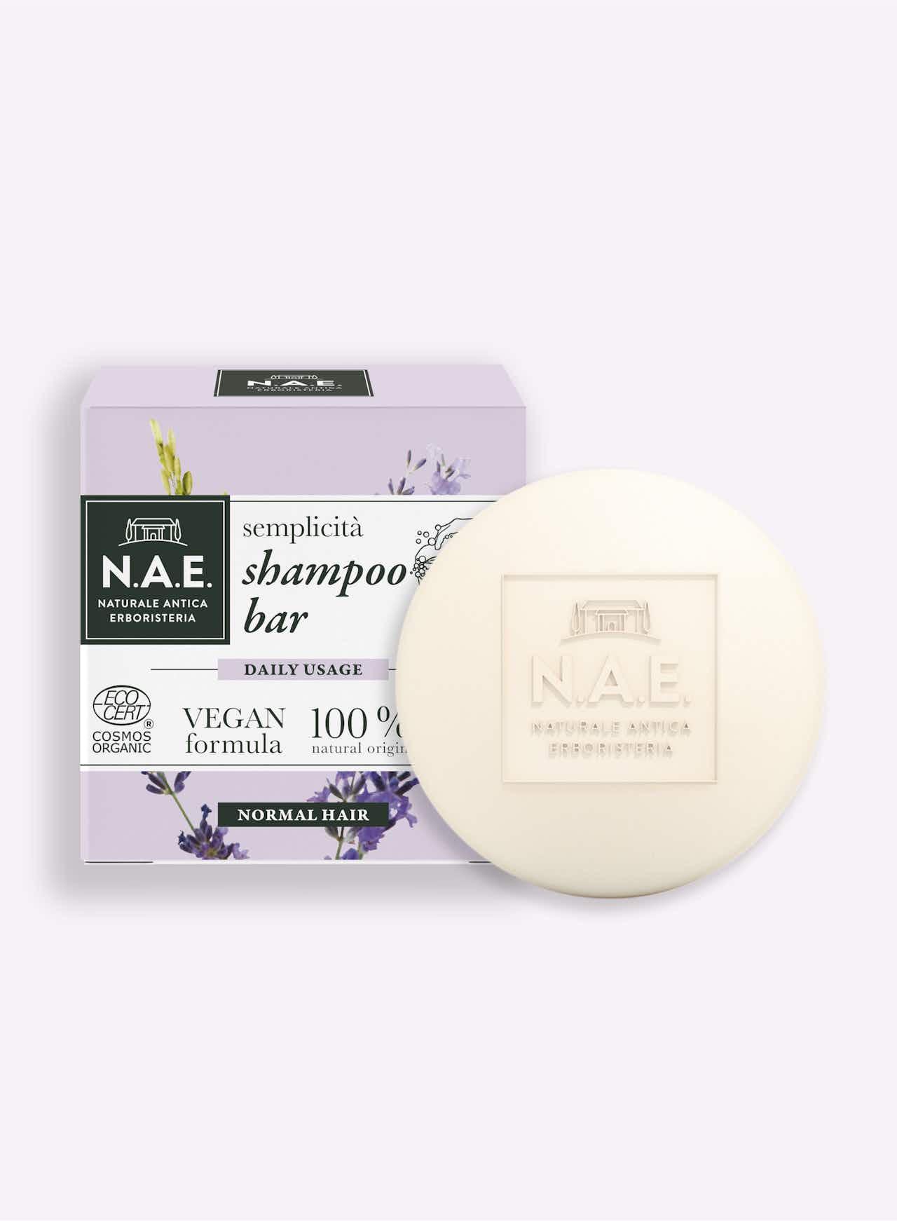 Semplicità tuhý šampón na každodenné použitie