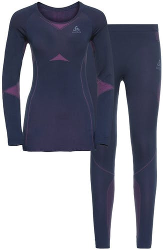 Odlo Winter Specials Performance Evolution Warm - set intimo - donna