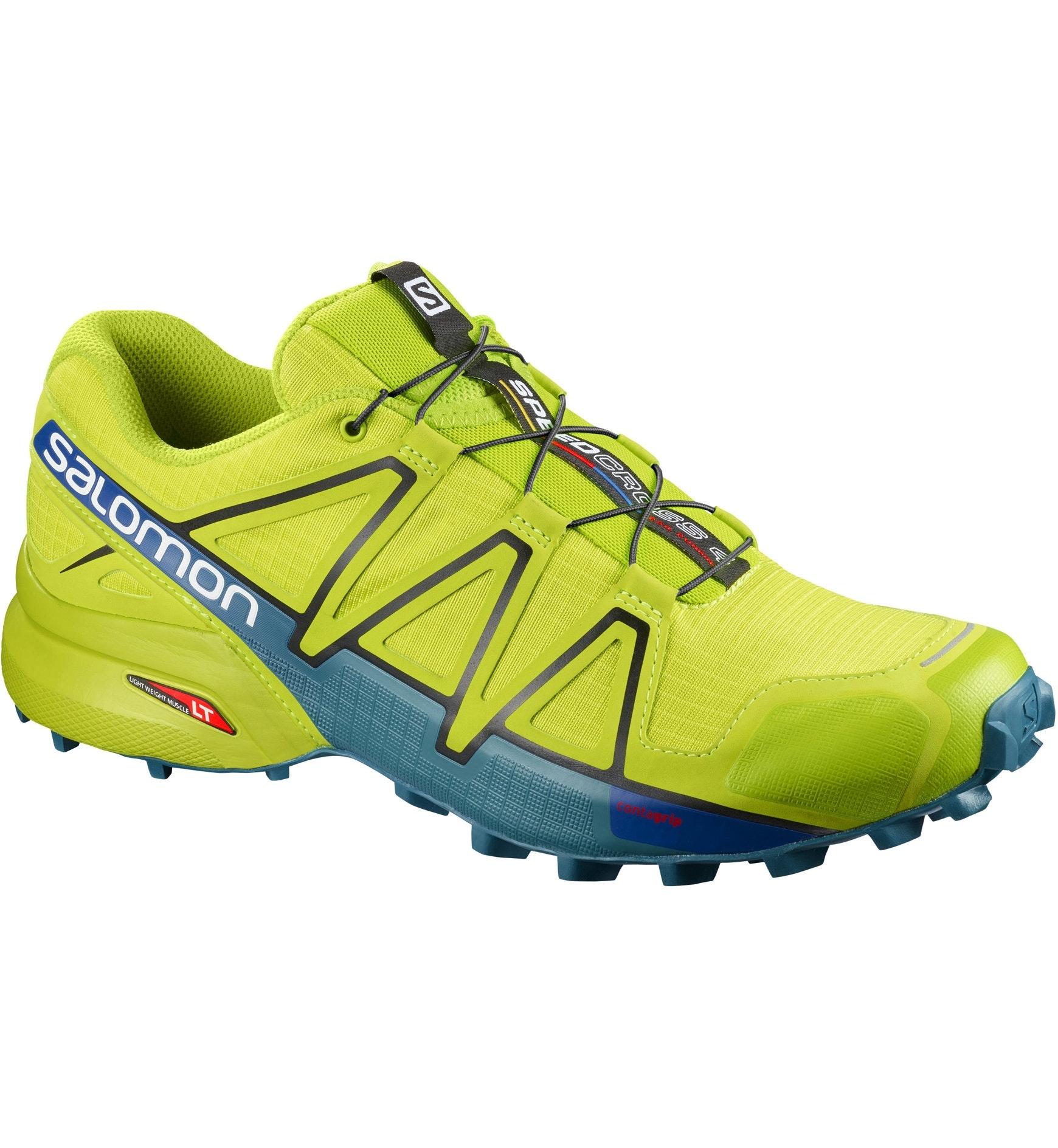 Salomon Speedcross 4 - scarpe trail running - uomo