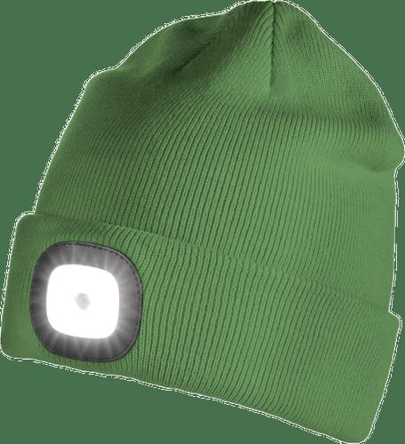 Iceport LED Beanie Lighty - Dark Green
