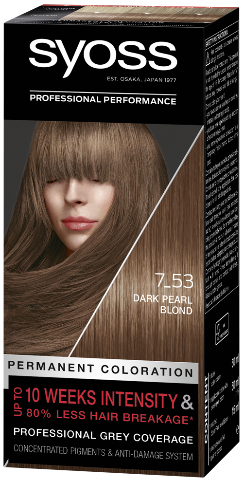 All Syoss Color Blonde Products