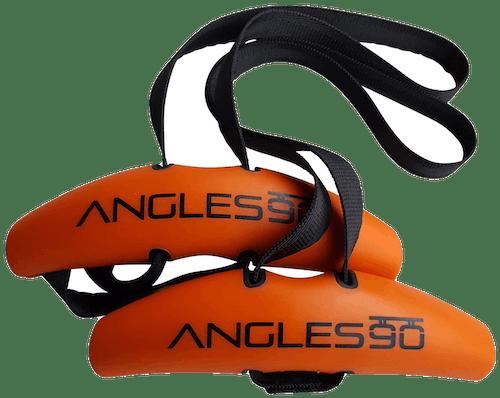 Angles 90 - ergonomische Griffe mit Schlingen