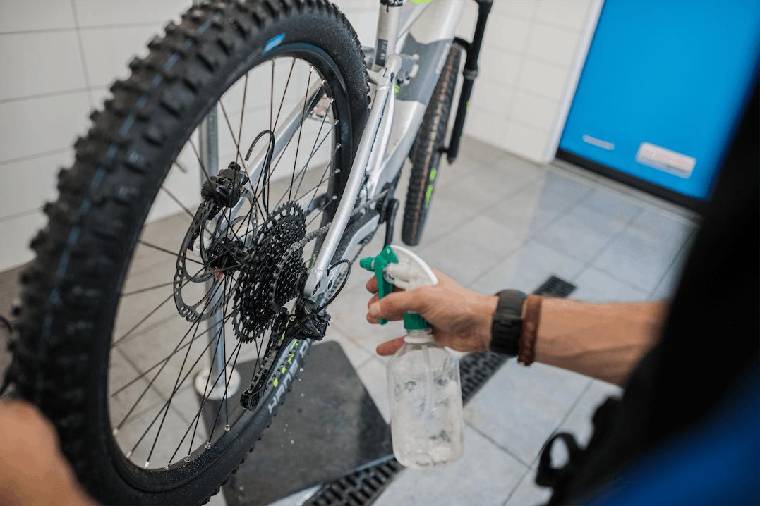 Bike Wash Serviececenter Bozen