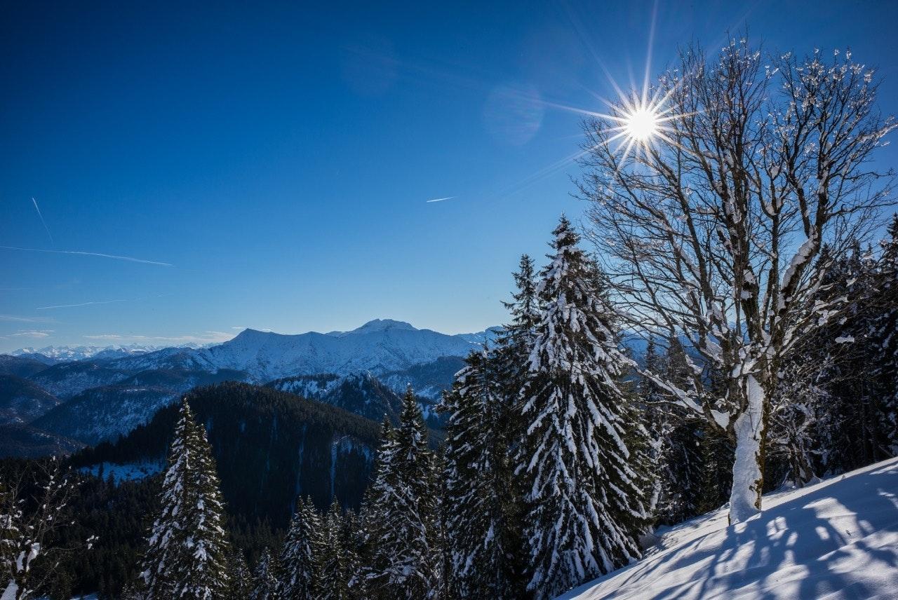 Skitour conditions