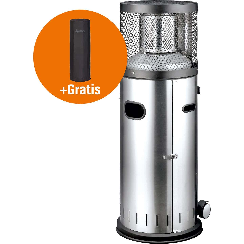 Enders®  Gas-Terrassenheizer Polo 2.0 Edelstahl