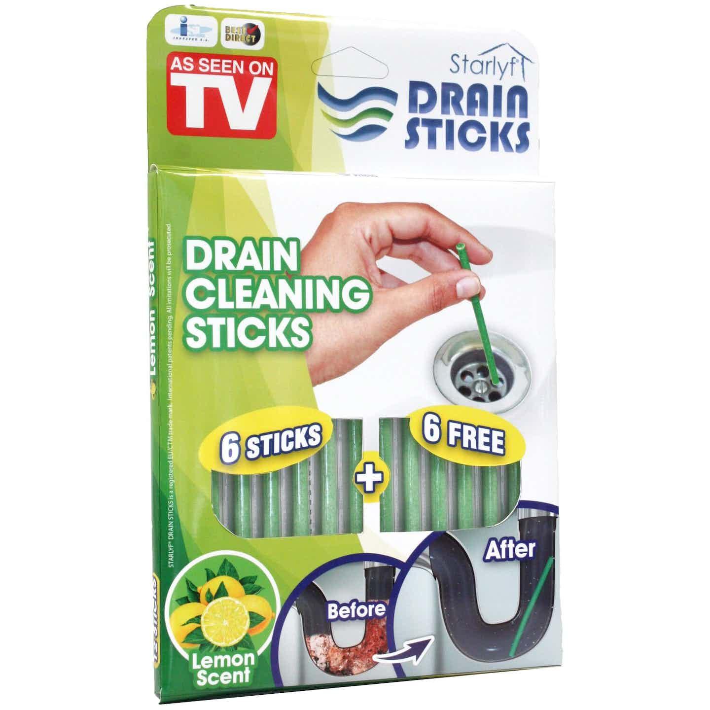 Starlyf Drain Sticks 12 Abflussreinigersticks