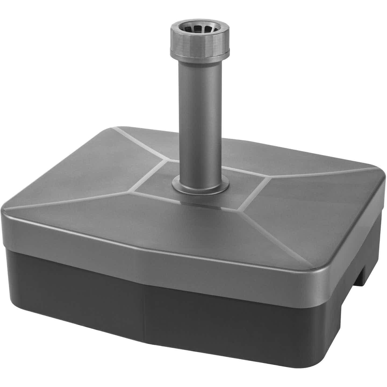 Schneider PE-Schirmständer 40 kg Anthrazit