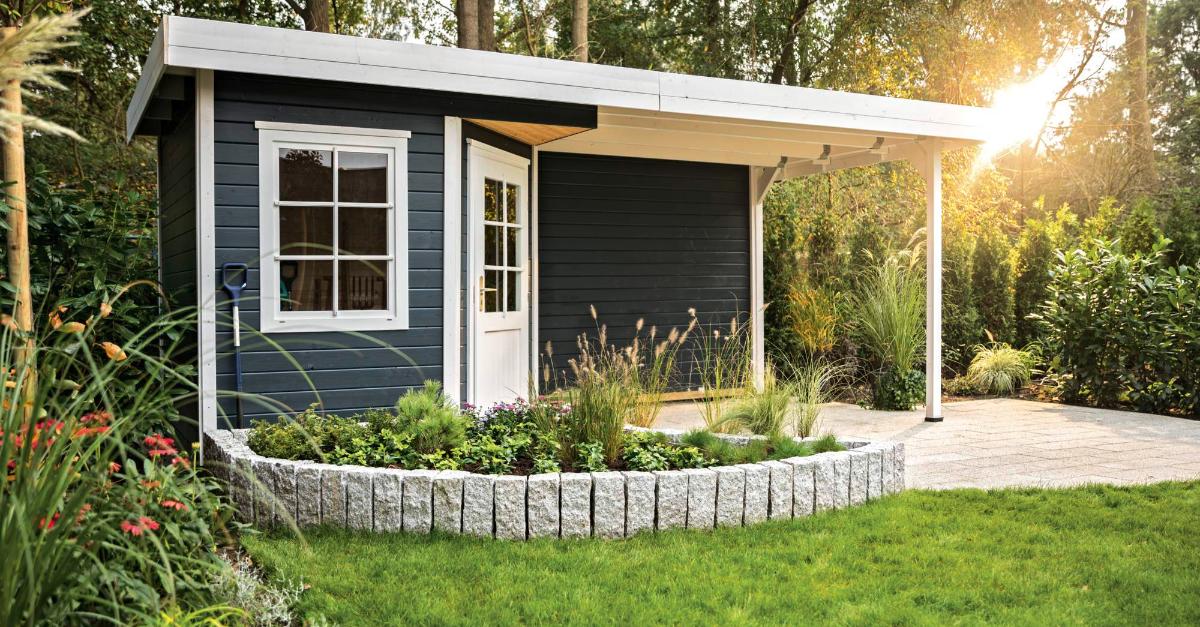 Gartenhaus Fur Dein Zuhause