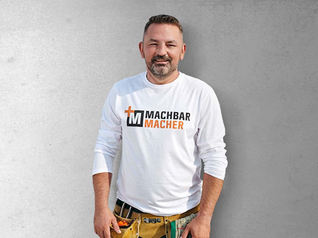 Handwerker aus dem MachbarMacher-Netzwerk OBI