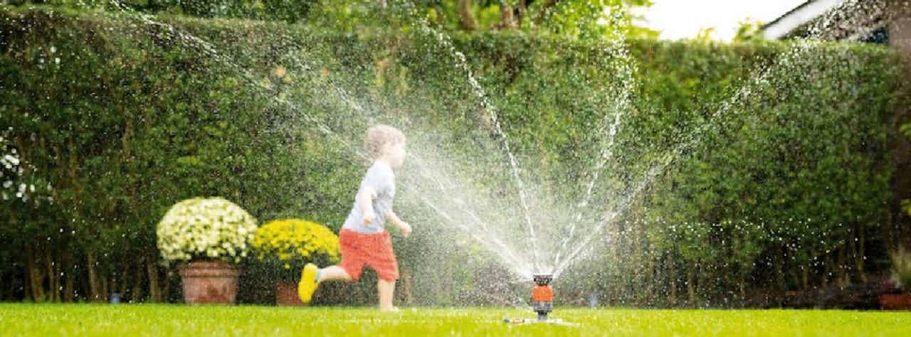 Bewässerungstipps für den Rasen