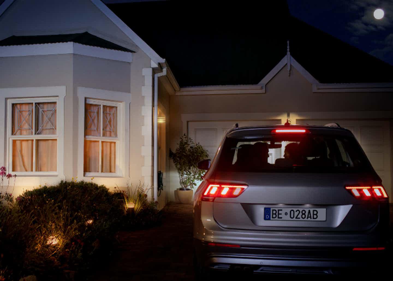 Philips Hue automatische Beleuchtung Haus