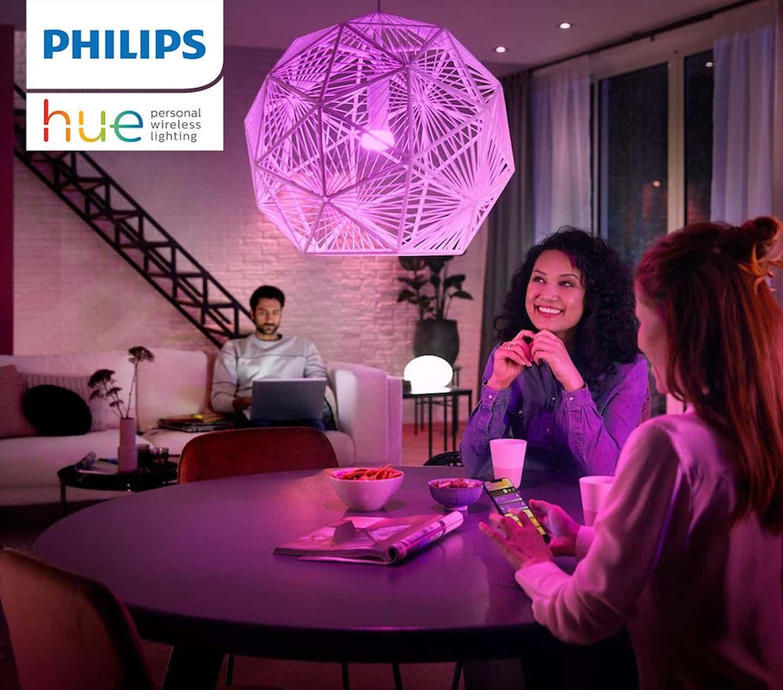 Philips Hue Smarte Beleuchtung