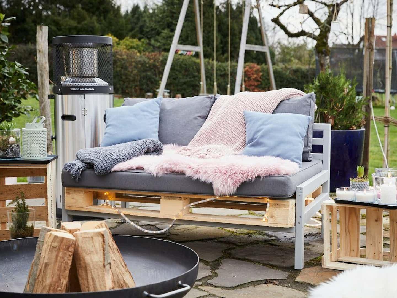 lounge aus paletten selbst bauen