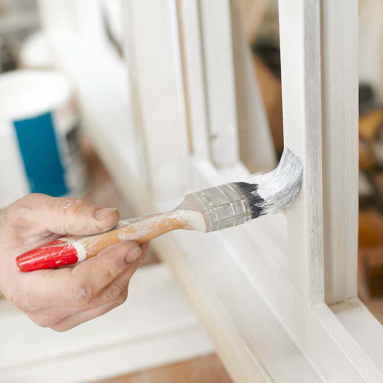 Alpina Schutz Holzfensterrahmen