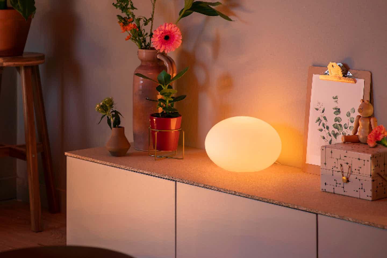 Philips Hue smarte Lampen