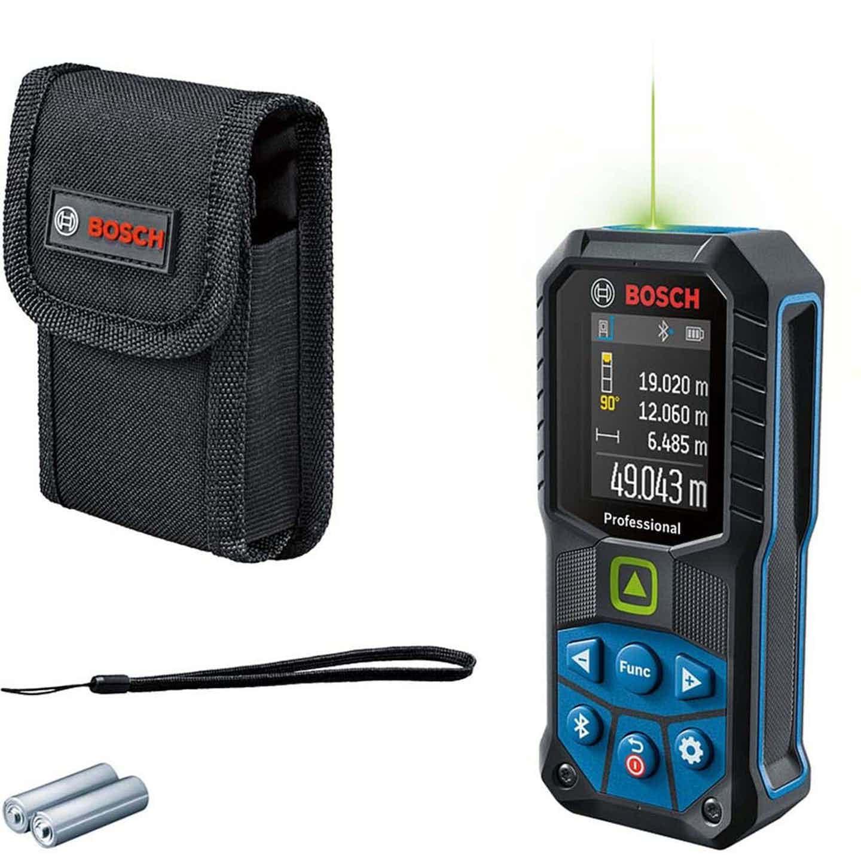 Bosch Professional Laser-Entfernungsmesser GLM50-27 CG bis 50 m