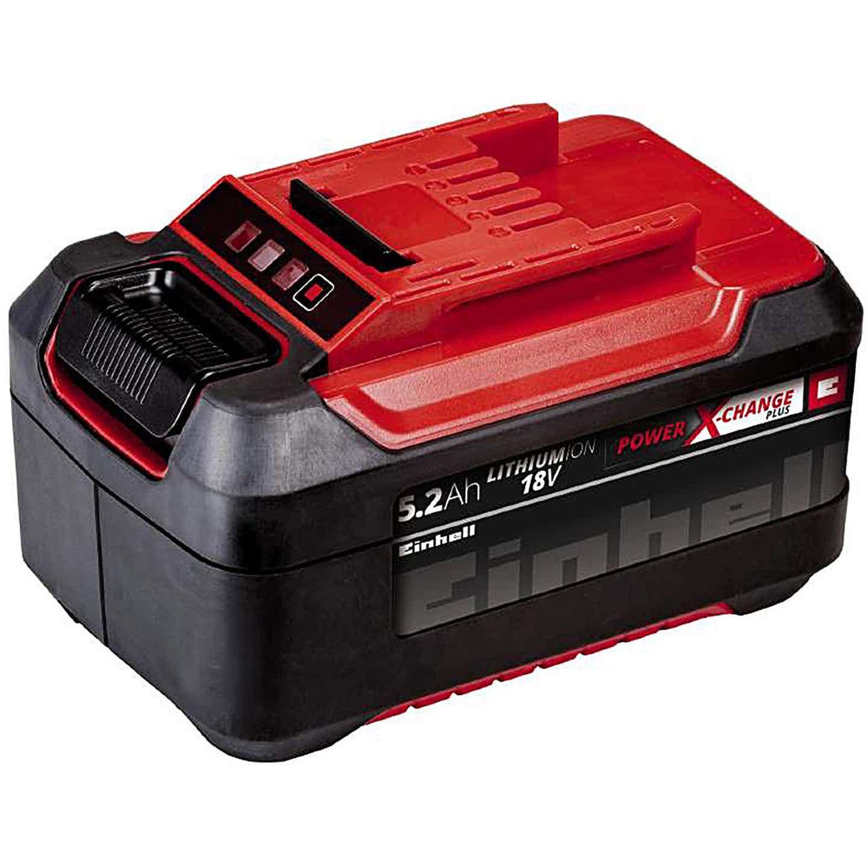 Einhel Power X-Change Akku 18 V 5,2 Ah Plus