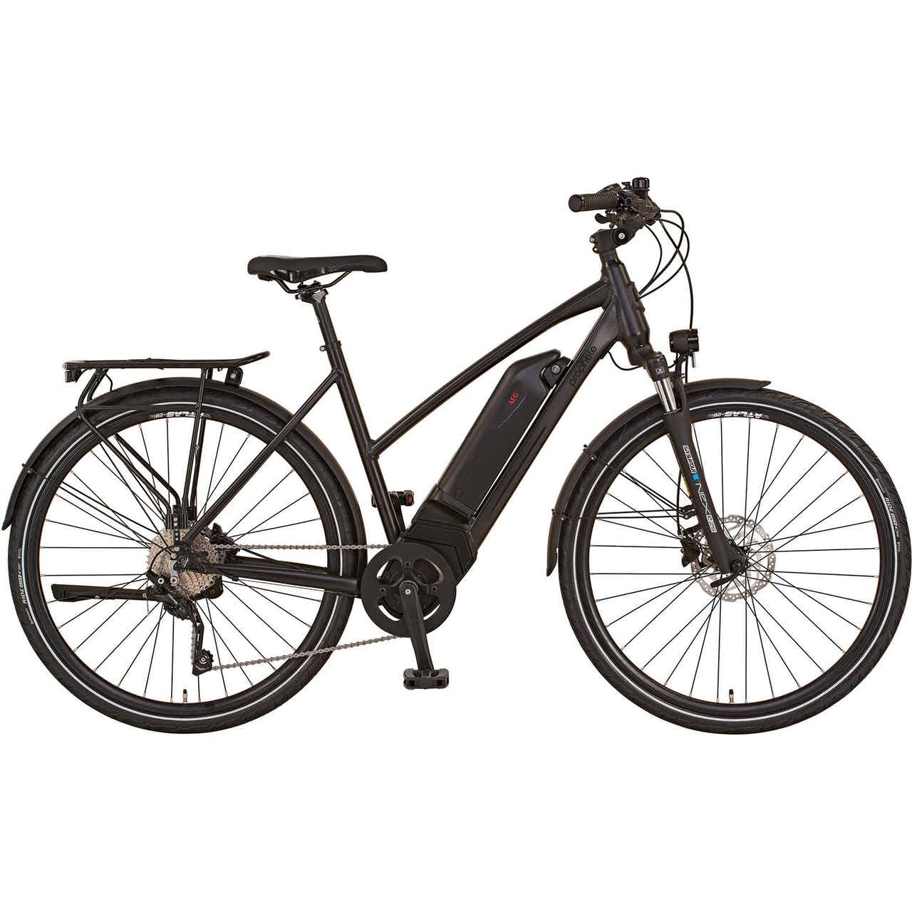 "Prophete E-Bike Damen Trekking-Fahrrad 28"" Entdecker 20.ETT.30"