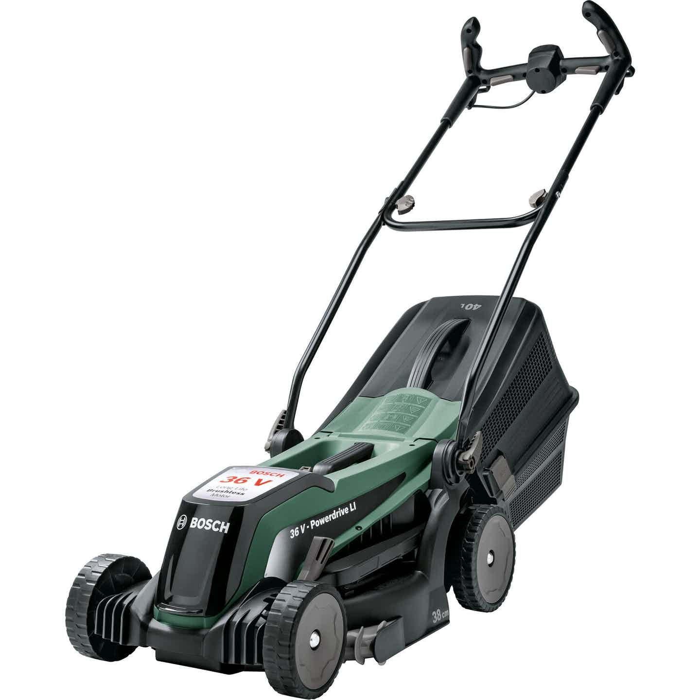 Bosch Akku-Rasemäher EasyRotak 36-550 mit Akku und Ladegerät
