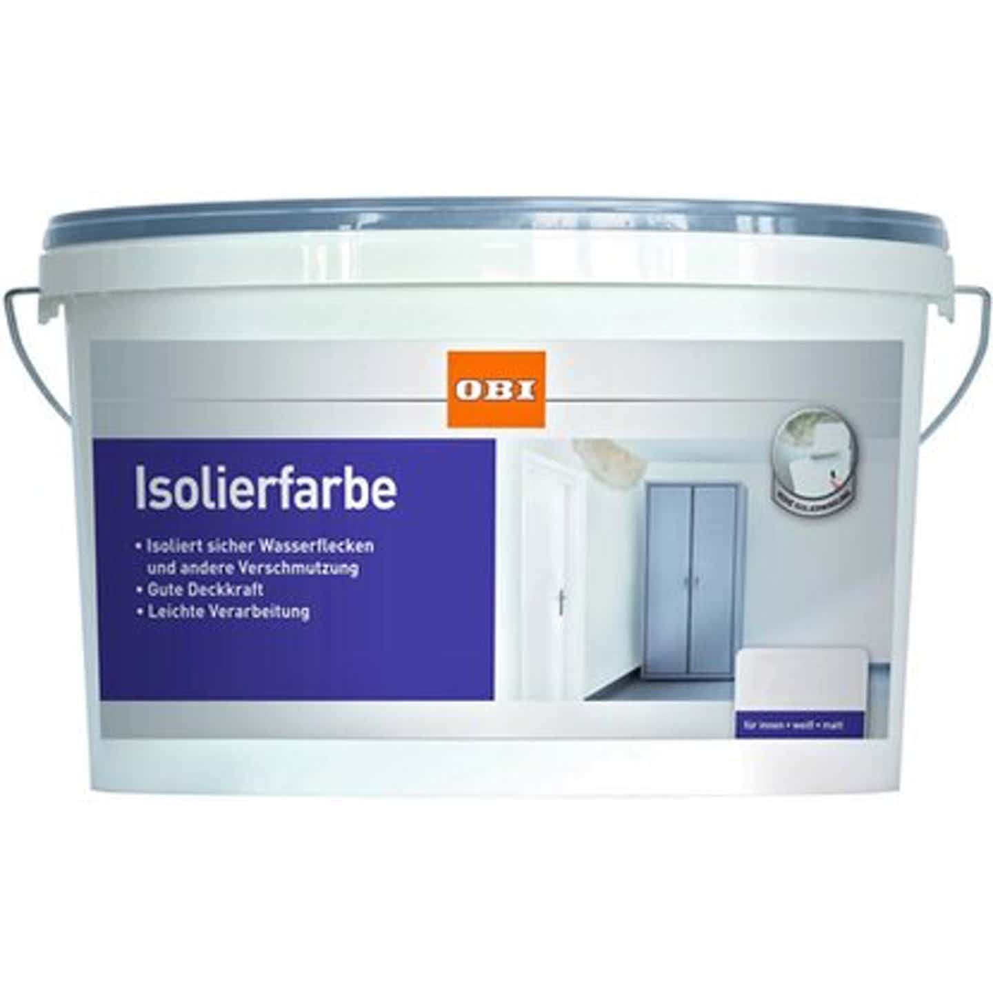 Isolierfarbe