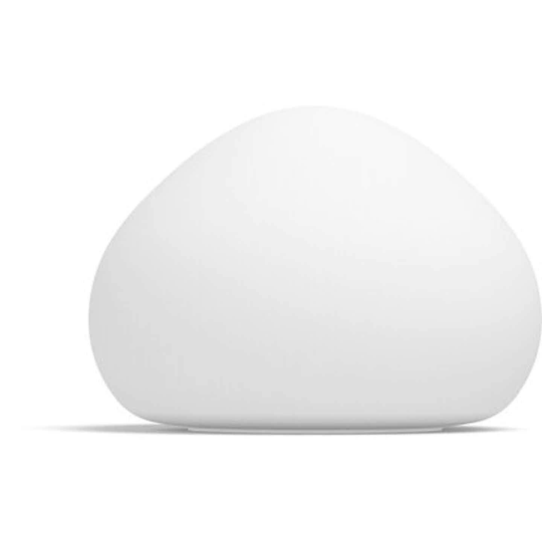 Philips Hue White Ambiance Tischleuchte Wellner Weiß 800 lm Dimmschalter