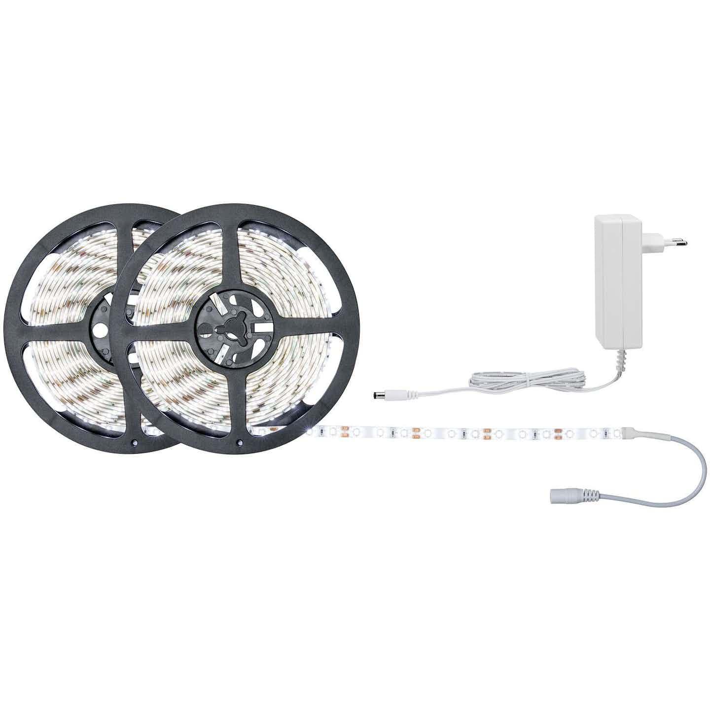 Paulmann LED-SimpLED-Strip Set 10 m 22 W Tageslichtweiß