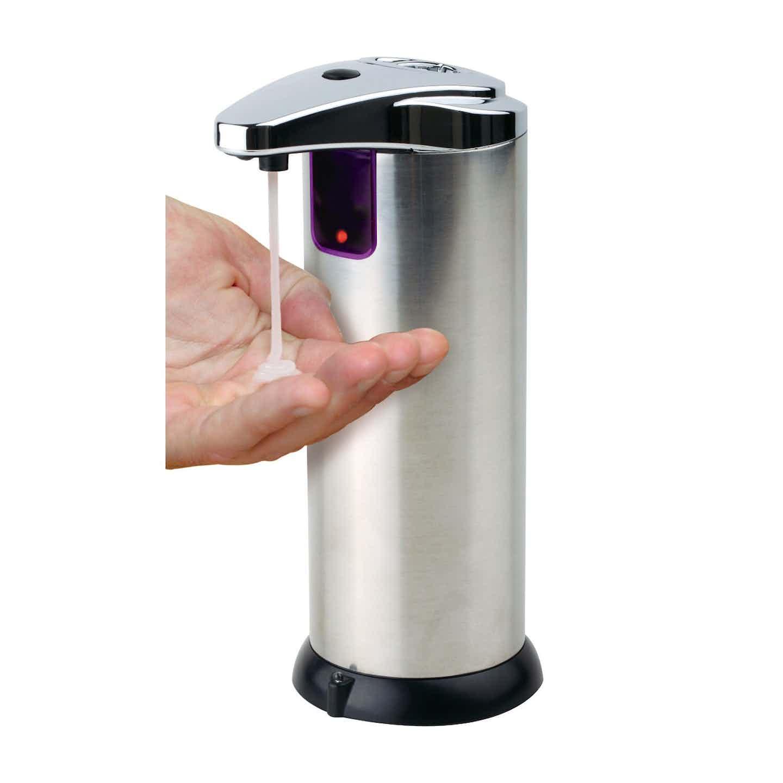 Hands Free Soap Dispenser Seifenspender Infrarotsensor 220 ml