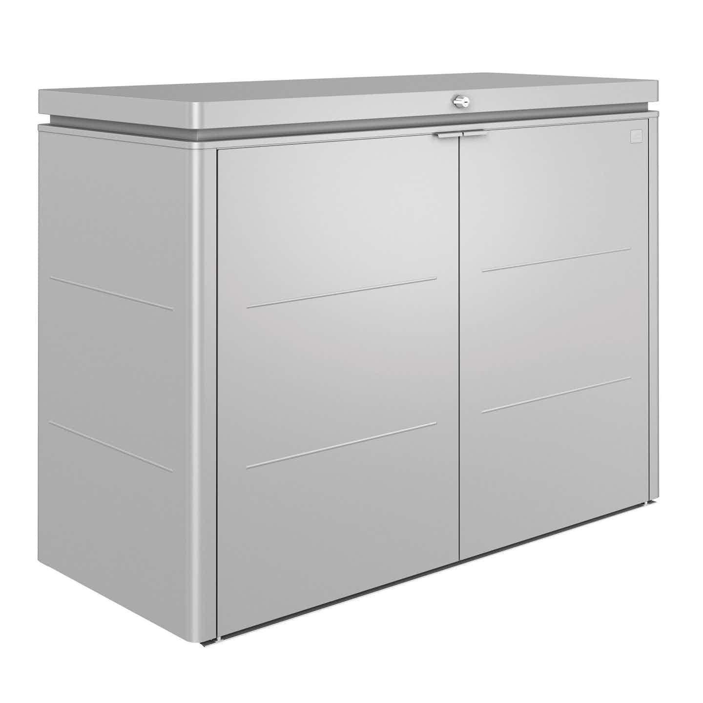 Biohort High Board Gr. 160 Silber-Metallic