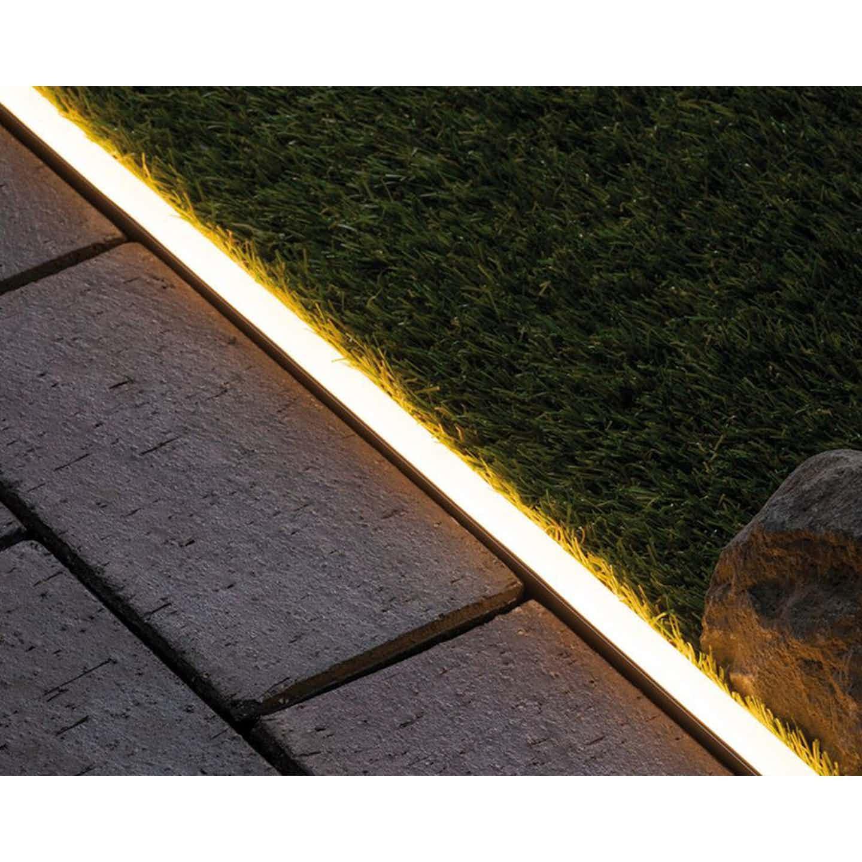 Paulmann Plug & Shine Aluminiumprofil für LED-Stripe für Wege 1 m